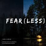 Fear(less) – kurs o lęku, strachu i ryzyku w outdoor education