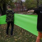 Relacja z warsztatów z parkiem linowym dla młodzieży