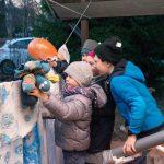 Domek dzikich dzieci :)