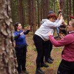 Warsztaty outdoorowe dla Stowarzyszenia Trenerów Organizacji Pozarządowych STOP